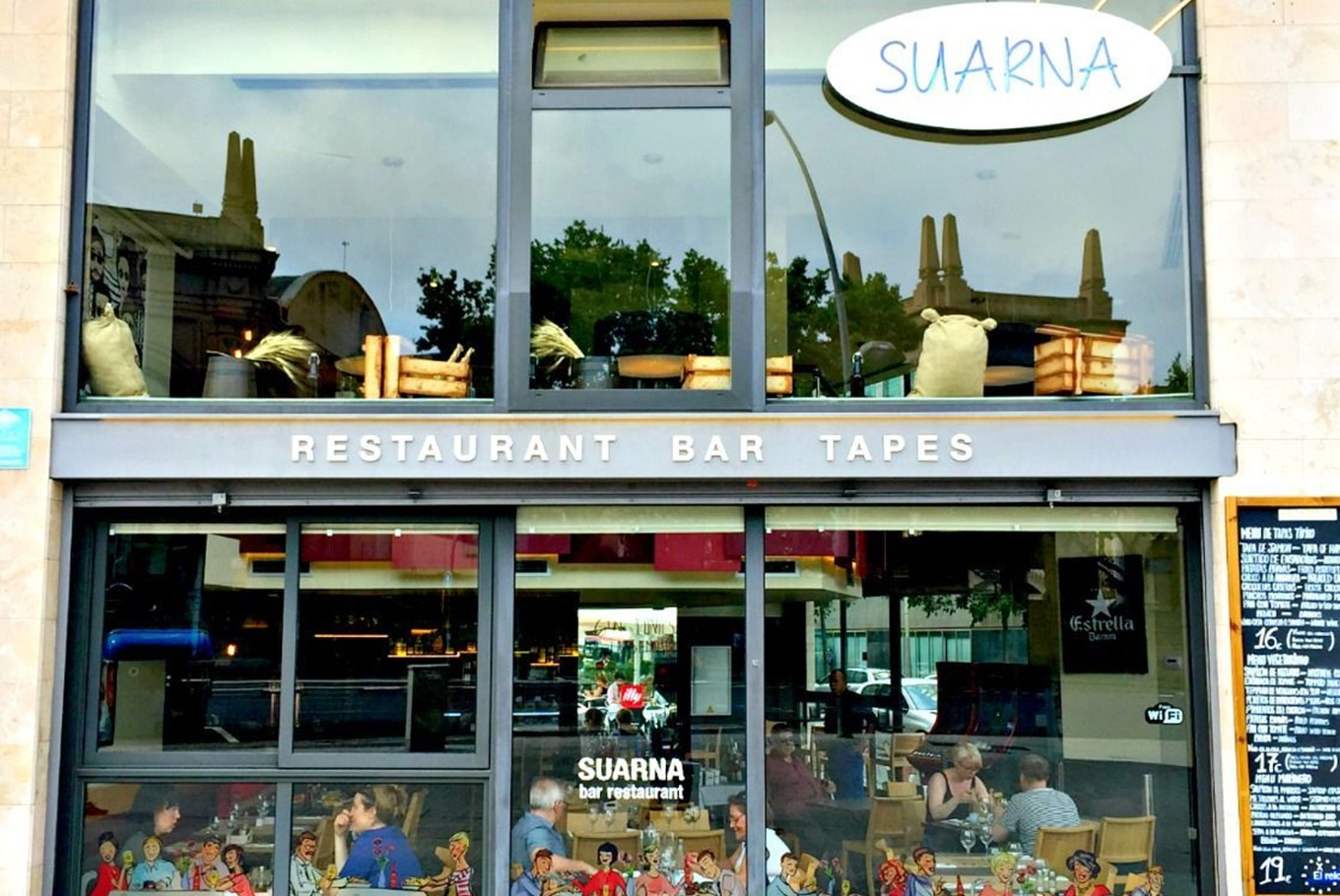 Suarna Bar Restaurant