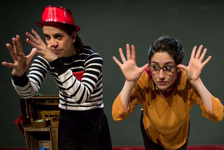 Teatro 'Les Supertietes' en Teatre Zorrilla (Badalona)