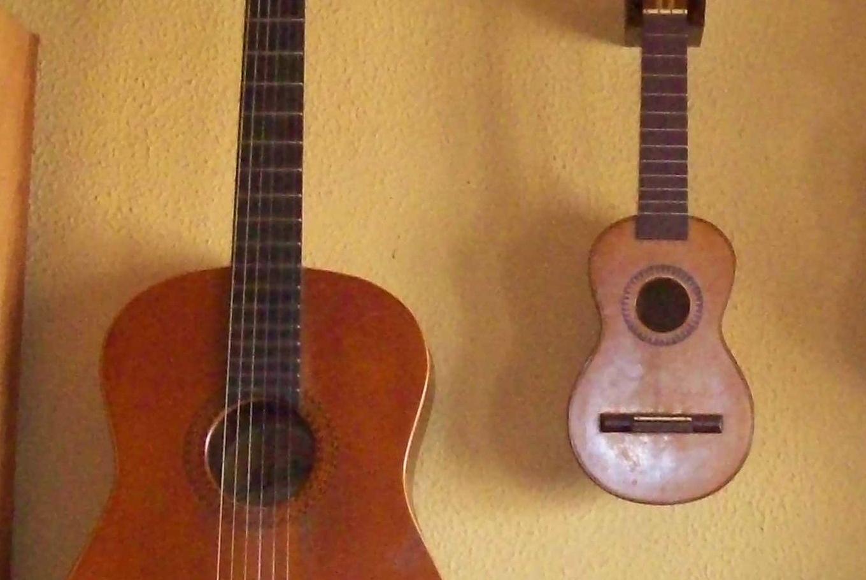 Taller 'Aprende ukelele' en La Casa Encendida (Madrid)