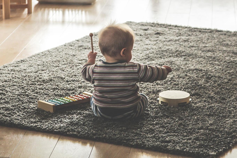 Taller musical para bebés en L' Auditori de Barcelona (Barcelona)