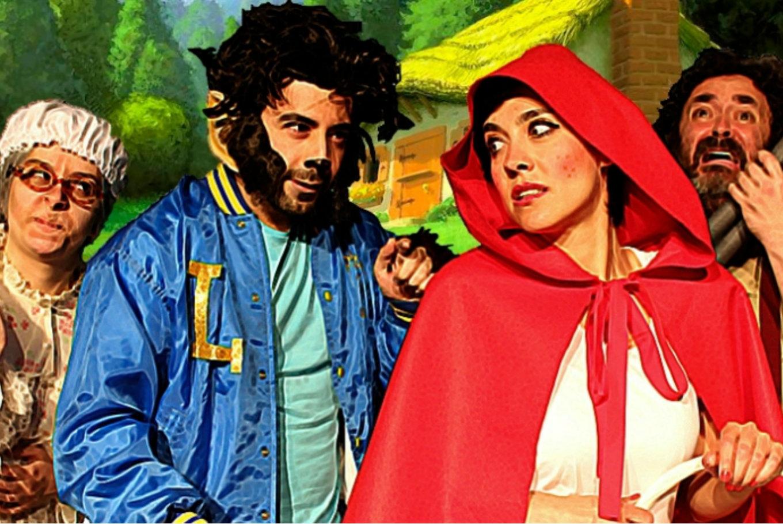Teatro 'Caperucita Roja y el lobo' en Estudio 2, Manuel Galiana (Madrid)
