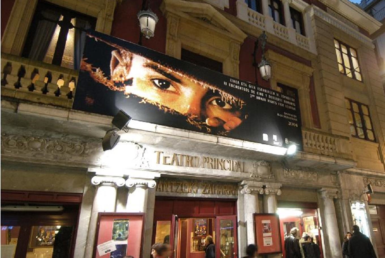 Teatro Principal Antzoki Zaharra