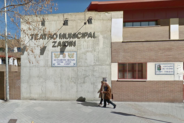 Teatro Zaidín