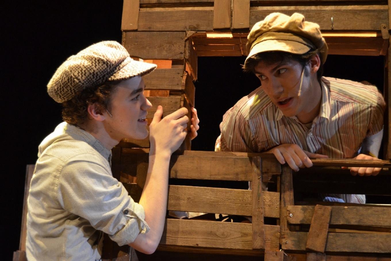 Teatro 'Tom Sawyer Detectiu' en Jove Teatre Regina (Barcelona)