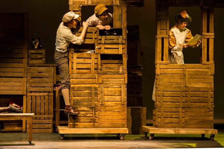 Teatro 'Tom Sawyer Detective' en Teatro Sanpol (Madrid)