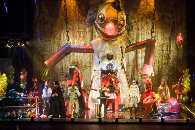 Ópera infantil 'Toyshop, el mundo mágico de los muñecos' en Teatro Arriaga (Bilbao)