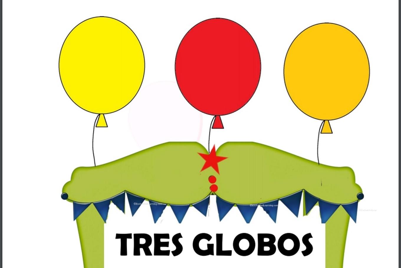 Espectáculo infantil 'Tres globos' en Sala La Fundición (Sevilla)