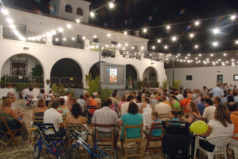 Veranillos del Alamillo en Parque del Alamillo (Sevilla)