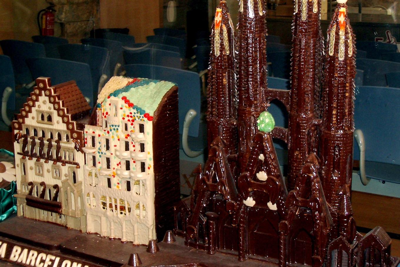 Visita guiada 'El dulce mundo de la Chispita de cacao' en Museu de la Xocolata (Barcelona)