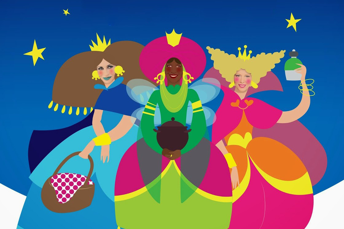 Teatro 'Las Tres Reinas Magas' en Teatro Galileo (Madrid)